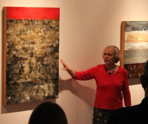 Dalton Gallery Artist Talk Decatur Fine Arts Exhibition