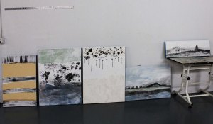 Passages Series, Sept. 2013, studio shot